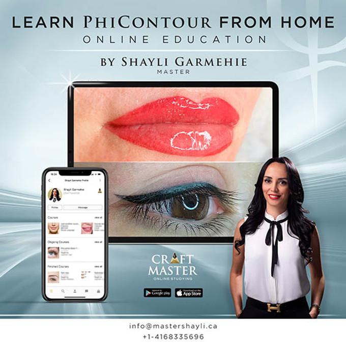 PhiContour Online Training