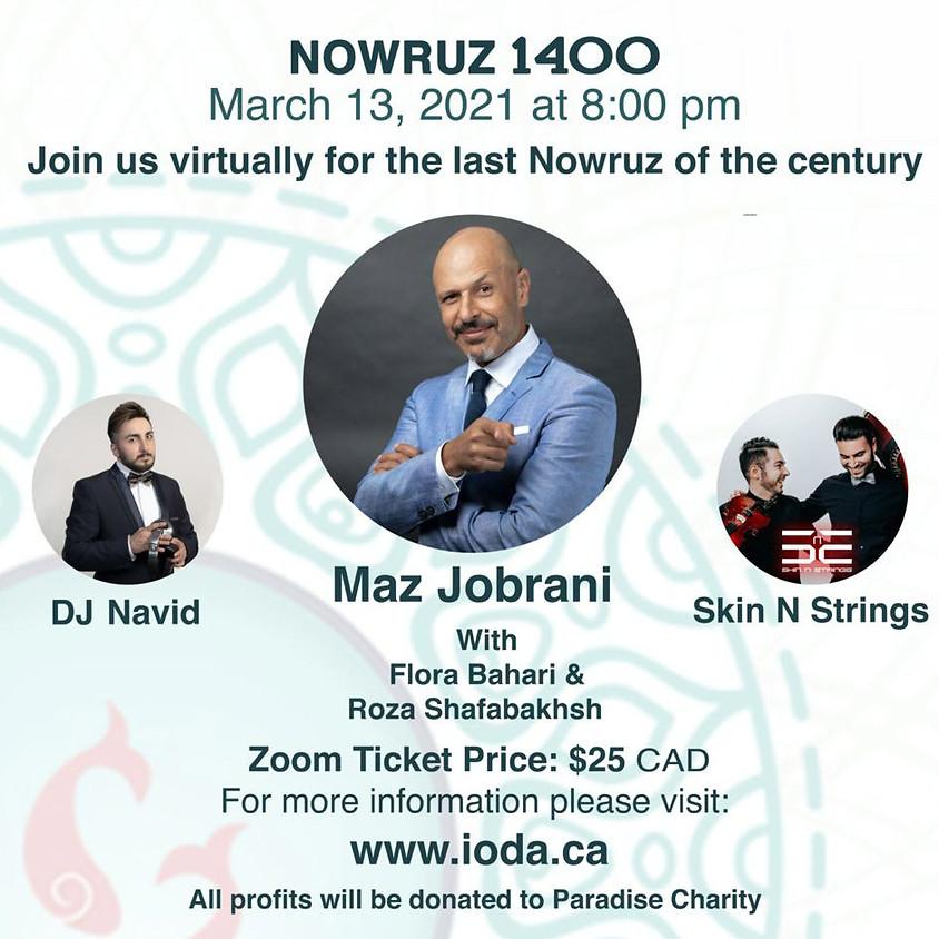 IODA Nowruz 1400 Celebration
