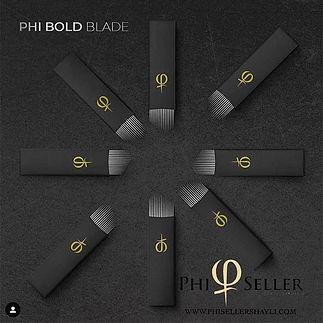 Phi Bold Blade