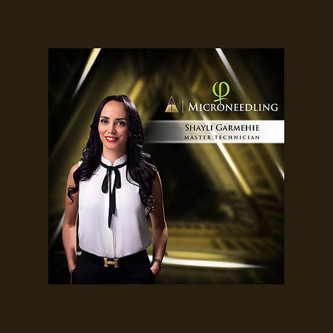 Microneedling Master Technician