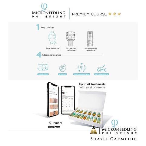 Microneedling-PhiBright Premium Course