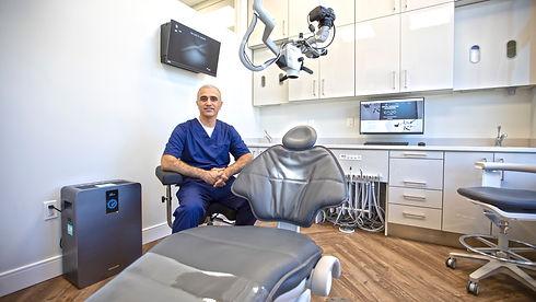 Dr. Ali Fatemi at Endo Clinic Barrie