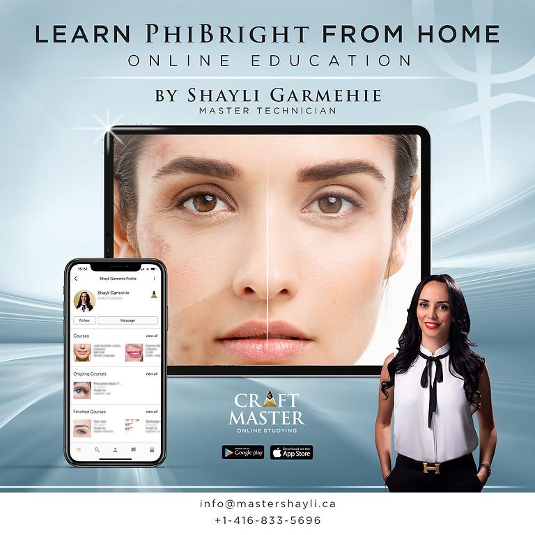 Phi Bright Microneedling Online Training