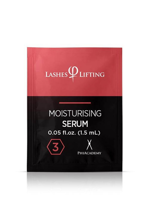 LASHES LIFTING MOISTURISING SERUM SACHETS 1,5ML 10PCS