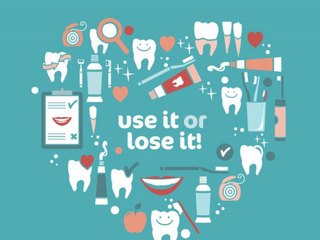 3 ways to take advantage of your 2020 Dental Insurance Benefits before they expire at December 31
