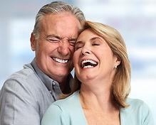 Elderly with Dental Implants