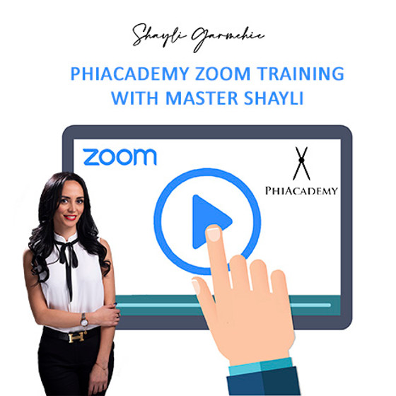 Zoom Training With Shayli for Current Students
