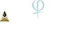 phicontour white logo