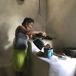 Doña Rosa, rural midwife and coffee guru