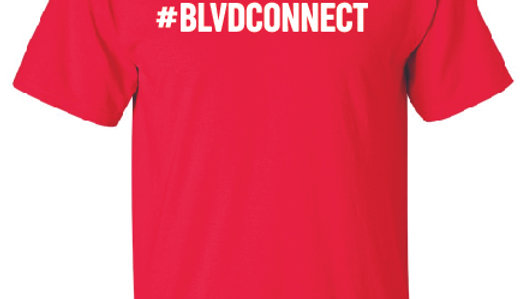 #BLVDCONNECT  - Red