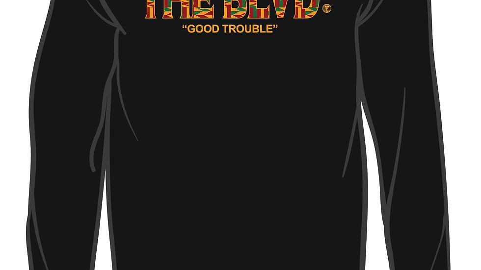 Good Trouble T-shirt (Long sleeve)