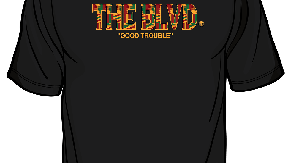 Good Trouble T-shirt (Short sleeve)