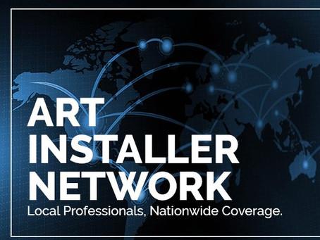 Art Installer Network - New Look, New Features!