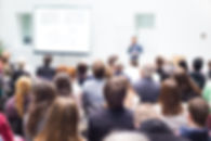 Speaker Giving a Talk at Business Meeting.jpg Audience in the conference hall.jpg Business and Entre