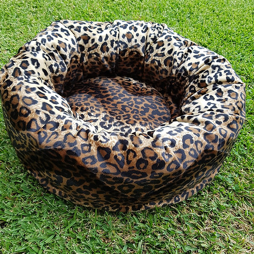 Round Snuggle Bed