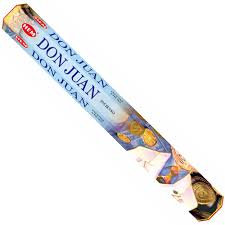 Don Juan incense sticks