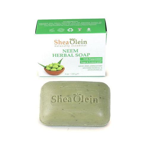 Neem Herbal Soap-Shea Olein