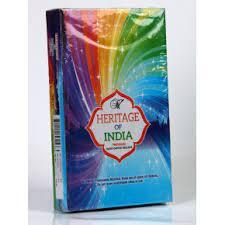 Heritage of India premium hand dipped incense