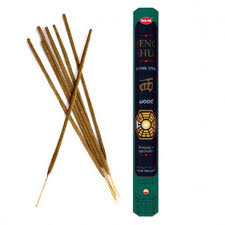 Feng Shui Wood incense sticks