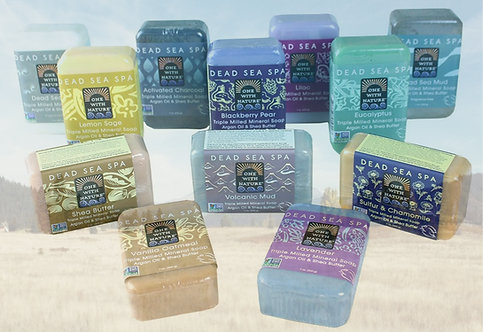 Dead Sea Minerals Soap