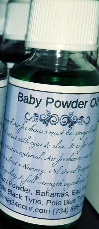 Baby Powder Air-Freshening Spray