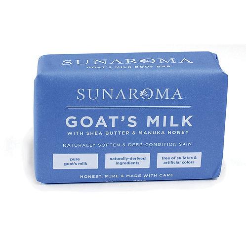 Goat's Milk with Shea Butter & Manuka Honey