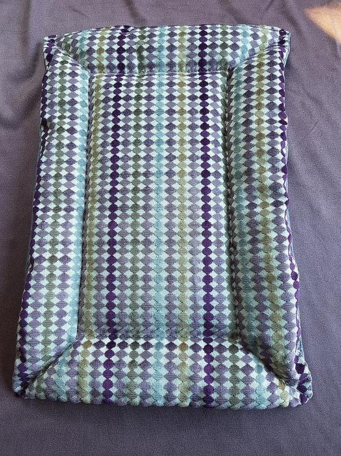 crate mat polycotton medium 50cm x 75 cm