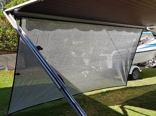 Aluminet Caravan and Camper Annex Shade