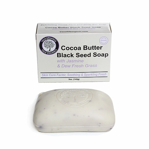 Cocoa Butter & Black Seed Soap