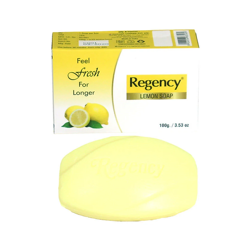Lemon Soap - 3.53 oz.