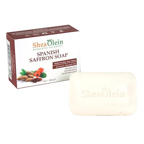 Spanish Saffron Soap-Shea Olein