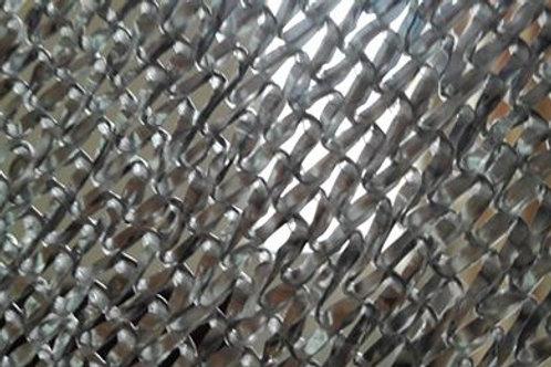 Silver Shade Mesh gazebo wall  2.4m