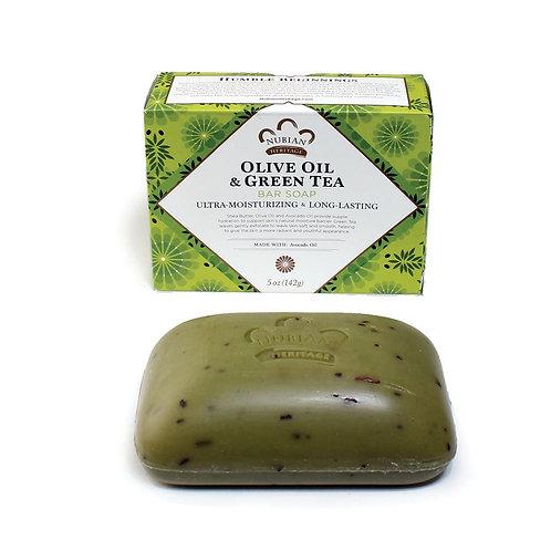 Olive & Green Tea Soap