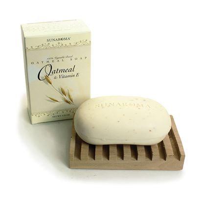 Oatmeal & Vitamin-E Soap