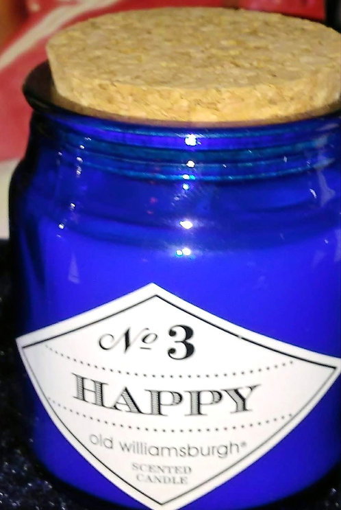 Happy-candle