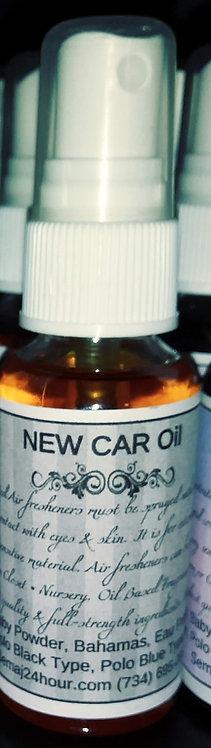 New Car Air-Freshening Spray