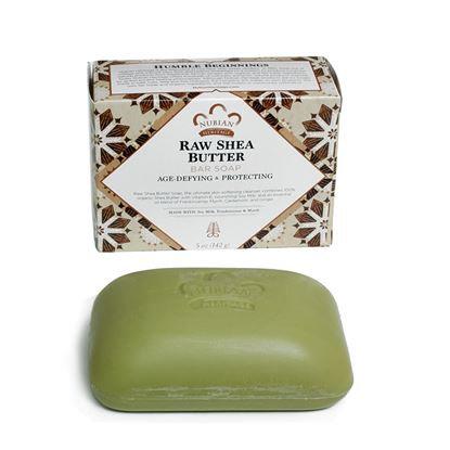 Raw Shea Butter Soap-Nubian Heritage