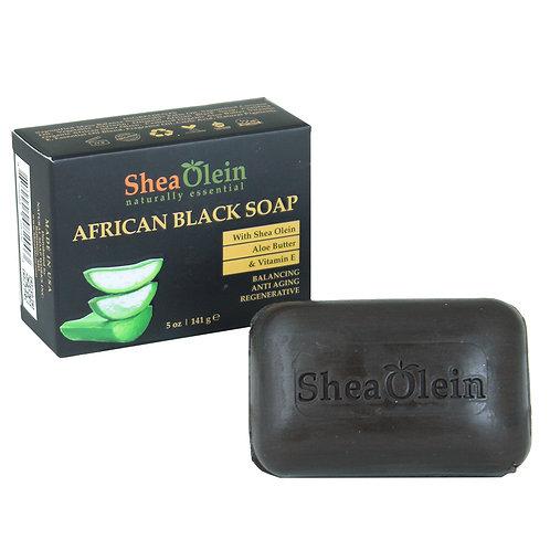 African Black Soap-Shea Olein