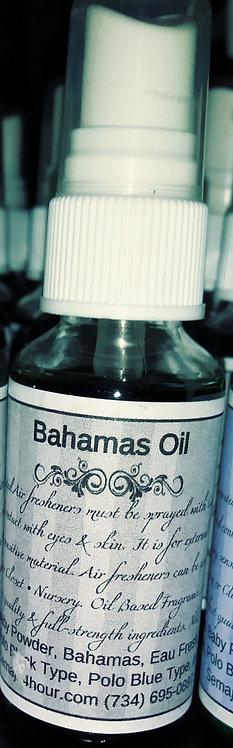 Bahamas Air-Freshening Spray