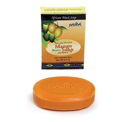 Mango Butter African Black Soap