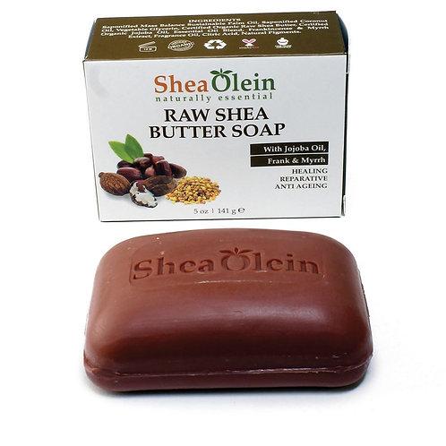 Raw Shea Butter Soap-Shea Olein