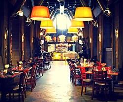 Main Dining Room & Bar