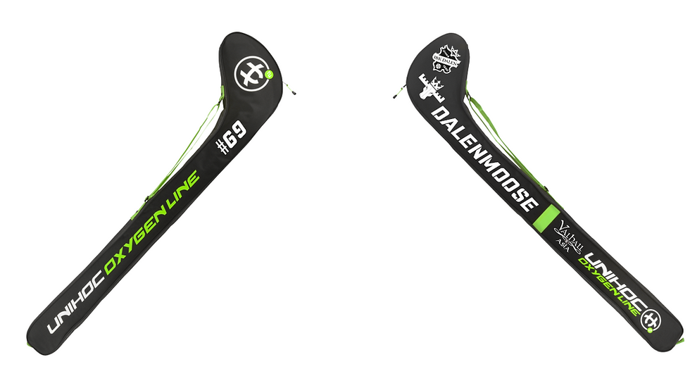 Preorders IBK Dalen Moose Unihoc Stick Bag