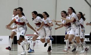 Team Philippines Women's Team Win 1st Runners Up