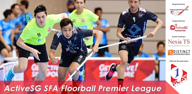 Singapore Floorball Leagues Postponed Till Further Notice
