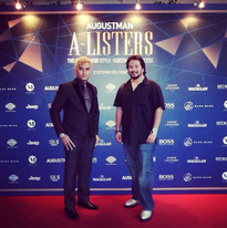 Attending A-Listers as Representative of CARE