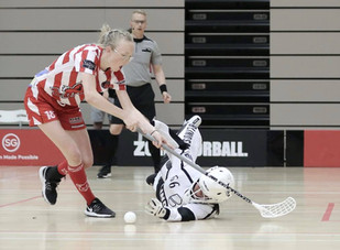 Pixbo Women's Team Loses In Penalty