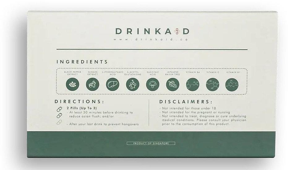 Drink Aid Pre-Orders