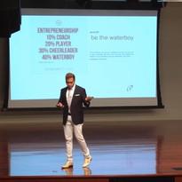 Rudy's Talk on Entrepreneurship