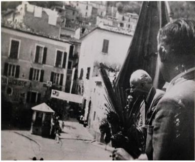 Il referendum istituzionale del 1946: Umberto Nobile a San Donato